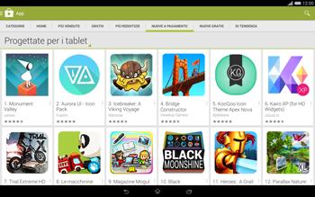 Sony Xperia Tablet Z2 LTE - Applicazioni - Installazione delle applicazioni - Fase 10