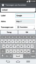 LG D620 G2 mini - Internet - Hoe te internetten - Stap 9