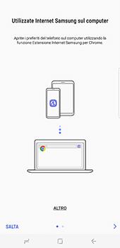 Samsung Galaxy S8 Plus - Internet e roaming dati - Uso di Internet - Fase 5
