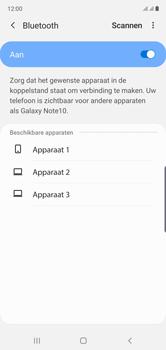 Samsung Galaxy Note 10 - bluetooth - aanzetten - stap 7