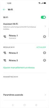 Oppo Find X2 Neo - Internet et connexion - Accéder au réseau Wi-Fi - Étape 8