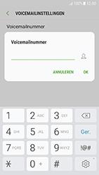 Samsung Galaxy J5 (2017) - Voicemail - Handmatig instellen - Stap 8