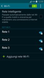 Samsung G850F Galaxy Alpha - WiFi - Configurazione WiFi - Fase 6