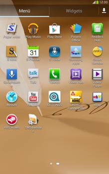 Samsung N5100 Galaxy Note 8-0 - Anrufe - Rufumleitungen setzen und löschen - Schritt 3