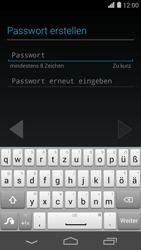 Huawei Ascend P7 - Apps - Konto anlegen und einrichten - 10 / 21