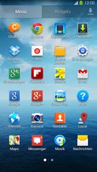 Samsung I9205 Galaxy Mega 6-3 LTE - E-Mail - Konto einrichten - Schritt 3