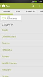HTC One Mini - Applicazioni - Installazione delle applicazioni - Fase 6