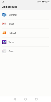 Huawei Mate 10 Pro - Android Pie - E-mail - 032b. Email wizard - Yahoo - Step 4