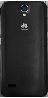 Huawei Y5 - Primeros pasos - Quitar y colocar la batería - Paso 5