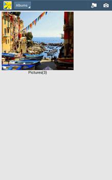 Samsung Galaxy Tab 3 8 4G - Photos, vidéos, musique - Envoyer une photo via Bluetooth - Étape 4