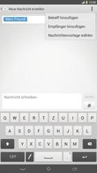 Sony Xperia Z Ultra LTE - MMS - Erstellen und senden - Schritt 13