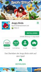 Samsung Galaxy S6 Edge - Android Nougat - Apps - Installieren von Apps - Schritt 17
