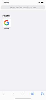 Apple iPhone 11 - iOS 14 - Internet et roaming de données - Navigation sur Internet - Étape 13