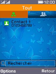 Archos F28 - Contact, Appels, SMS/MMS - Ajouter un contact - Étape 9