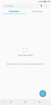 Samsung Galaxy J6 Plus - voicemail - handmatig instellen - stap 4