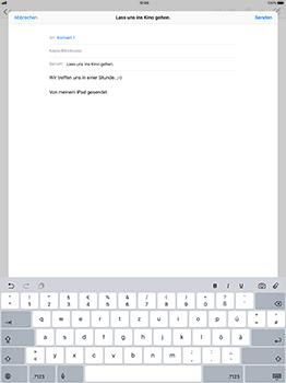 Apple iPad Pro 12.9 inch - E-Mail - E-Mail versenden - 1 / 1