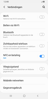 Samsung galaxy-s8-sm-g950f-android-pie - Bluetooth - Headset, carkit verbinding - Stap 5