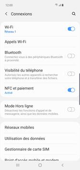 Samsung Galaxy S10 Plus - WiFi - Activez WiFi Calling - Étape 6