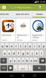 Sony Xperia E1 - Apps - Herunterladen - 2 / 2