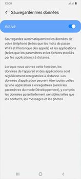 Samsung Galaxy A41 - Aller plus loin - Gérer vos données depuis le portable - Étape 11