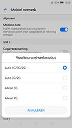 Huawei P10 - Android Oreo - Netwerk - Wijzig netwerkmodus - Stap 6
