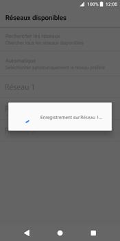 Sony Xperia XZ2 - Réseau - Sélection manuelle du réseau - Étape 10