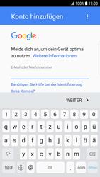 Samsung Galaxy S6 Edge (G925F) - Android Nougat - E-Mail - Konto einrichten (gmail) - Schritt 10