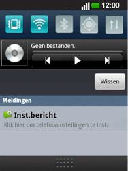 LG E400 Optimus L3 - internet - automatisch instellen - stap 4