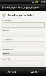 HTC T320e One V - E-Mail - Konto einrichten - Schritt 13