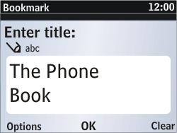 Nokia Asha 302 - Internet - Internet browsing - Step 11