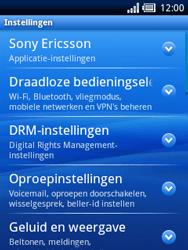Sony Ericsson Xperia X10 Mini - E-mail - handmatig instellen - Stap 8