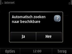 Nokia E6-00 - internet - handmatig instellen - stap 9