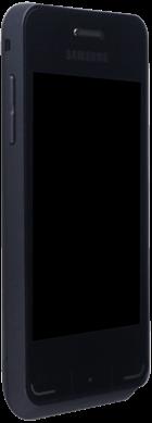 Samsung Wave 723 - Premiers pas - Découvrir les touches principales - Étape 5
