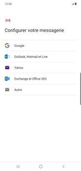 Samsung Galaxy Note10 Plus - E-mail - Configuration manuelle (yahoo) - Étape 9