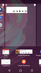 Sony Xperia XA - Operazioni iniziali - Installazione di widget e applicazioni nella schermata iniziale - Fase 7