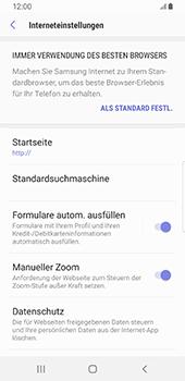 Samsung Galaxy S9 - Internet - Manuelle Konfiguration - 30 / 39