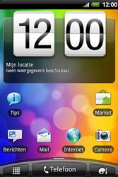 HTC A510e Wildfire S - E-mail - hoe te versturen - Stap 1