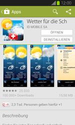 Samsung Galaxy Express - Apps - Installieren von Apps - Schritt 15