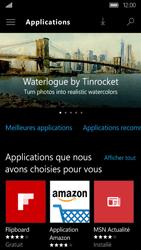 Acer Liquid M330 - Applications - Télécharger des applications - Étape 7
