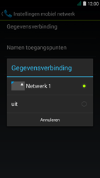 Acer Liquid Z410 - Internet - Handmatig instellen - Stap 7