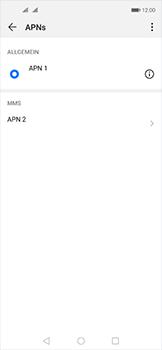 Huawei Nova 5T - MMS - Manuelle Konfiguration - Schritt 14