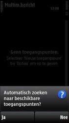 Nokia X6-00 - MMS - handmatig instellen - Stap 9
