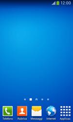 Samsung Galaxy Ace III - Operazioni iniziali - Installazione di widget e applicazioni nella schermata iniziale - Fase 3
