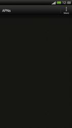 HTC One S - Internet und Datenroaming - Manuelle Konfiguration - Schritt 7
