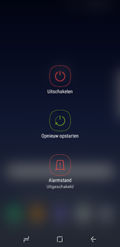 Samsung Galaxy S8 - MMS - handmatig instellen - Stap 18