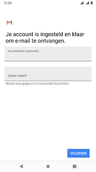 Nokia 6-1-dual-sim-android-pie - E-mail - Account instellen (POP3 zonder SMTP-verificatie) - Stap 20