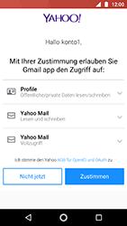 Motorola Moto G5s - E-Mail - Konto einrichten (yahoo) - 10 / 16