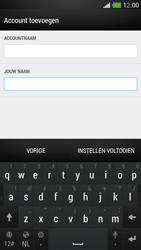 HTC One Mini - E-mail - Account instellen (IMAP zonder SMTP-verificatie) - Stap 19