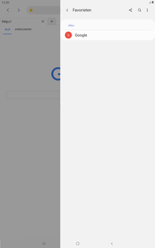 Samsung galaxy-tab-a-10-1-lte-2019-sm-t515 - Internet - Hoe te internetten - Stap 12