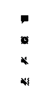 Samsung Galaxy J6 - Premiers pas - Comprendre les icônes affichés - Étape 19